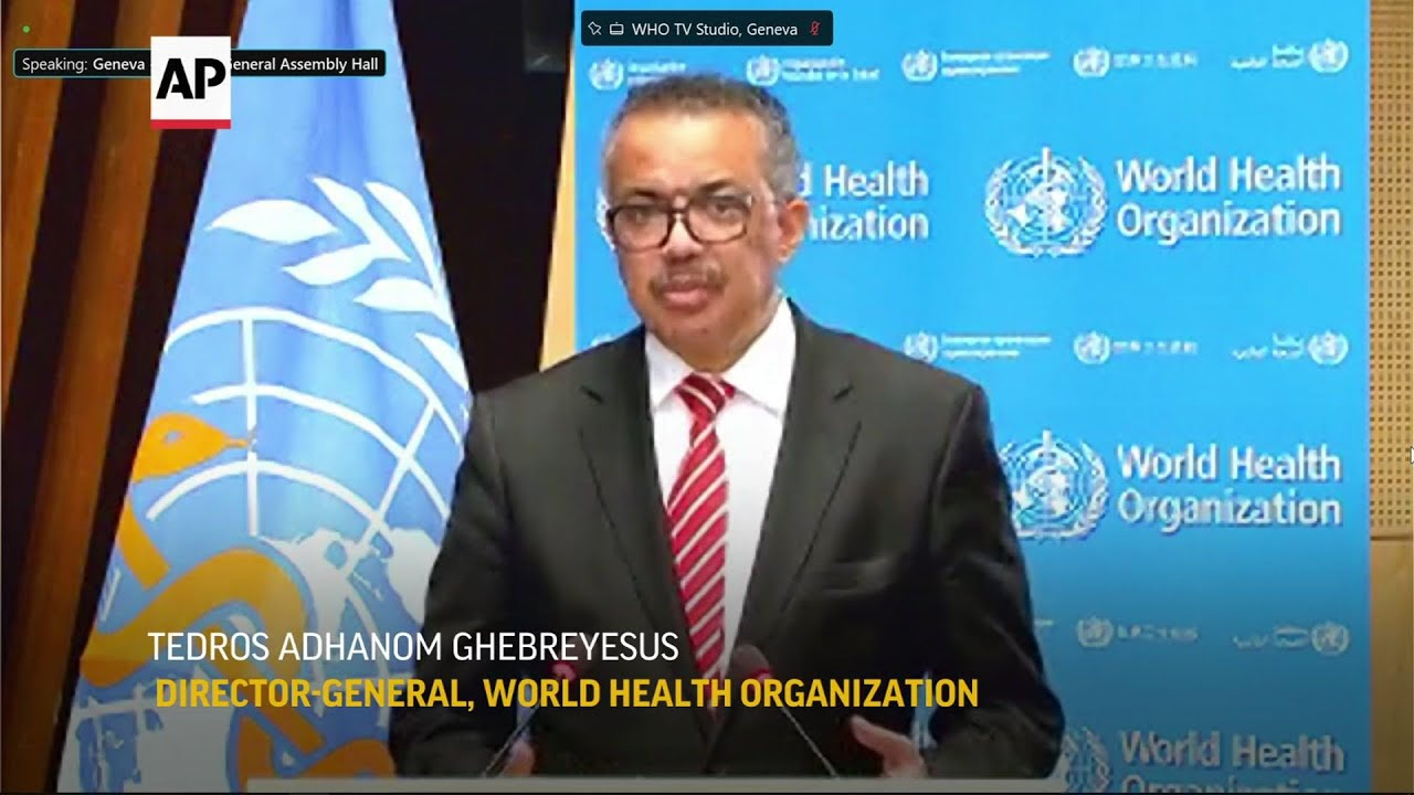 WHO: Virus drug distributions must be equitable