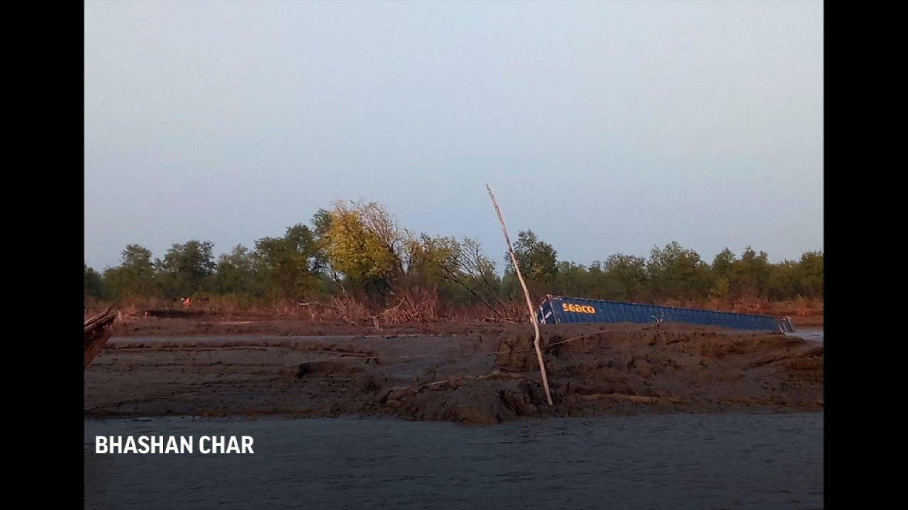 Autoridades de Bangladesh comienzan a enviar refugiados rohinya a la isla de Bashan Char