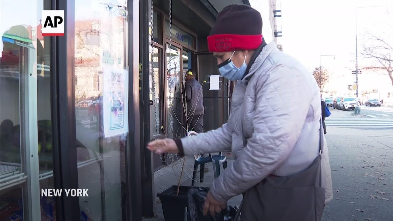 Community refrigerators pop up to feed hungry