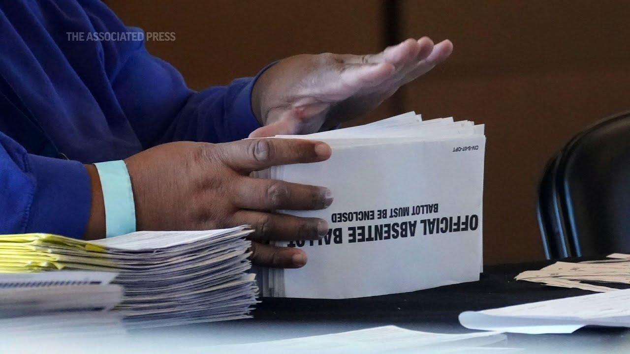 Trump voter fraud claims impact Georgia run-offs