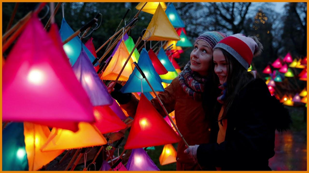 Slideshow: Kew Gardens lantern art