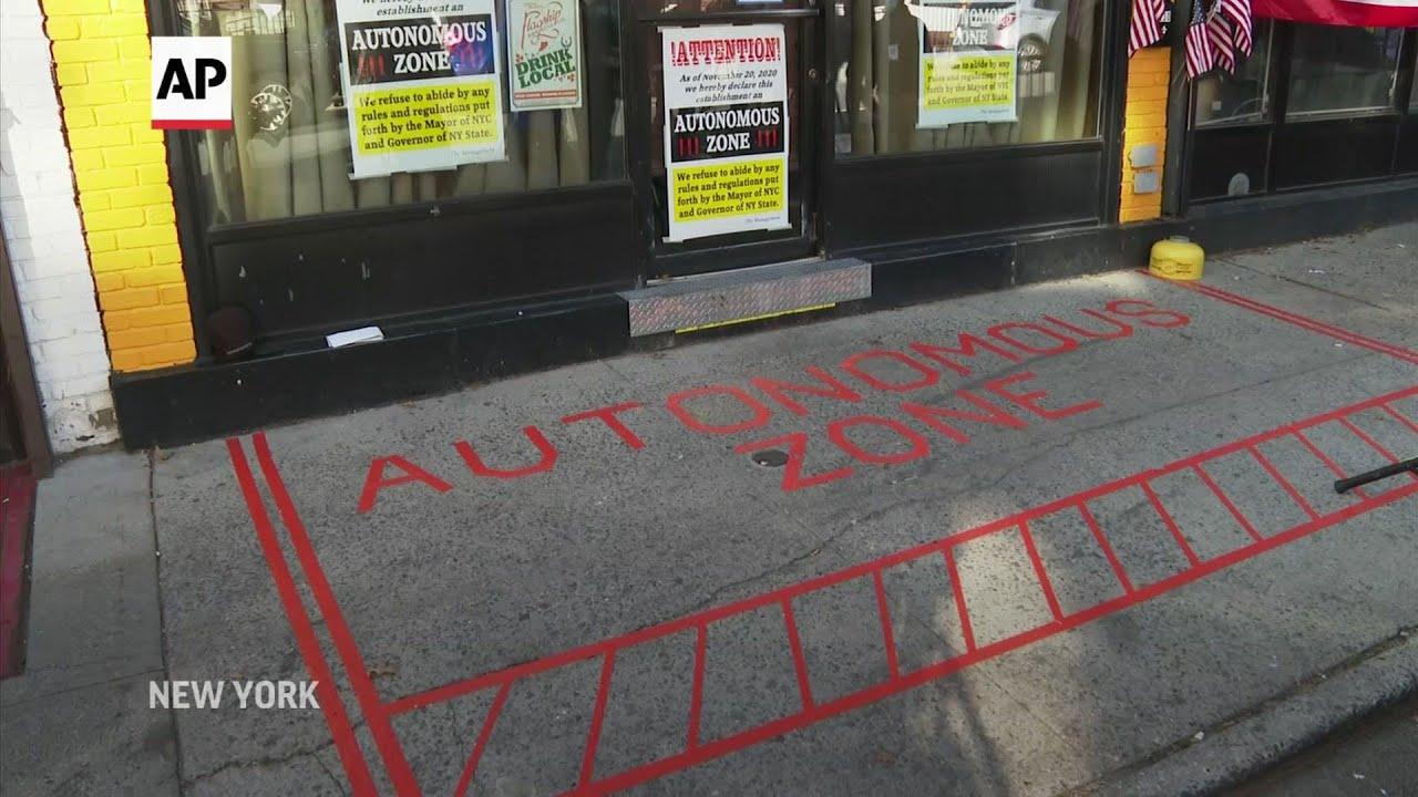 Staten Island bar remains defiant after arrest