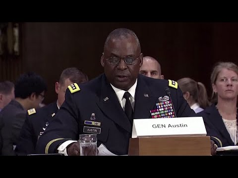 Biden chooses retired General Lloyd Austin for defense secretary