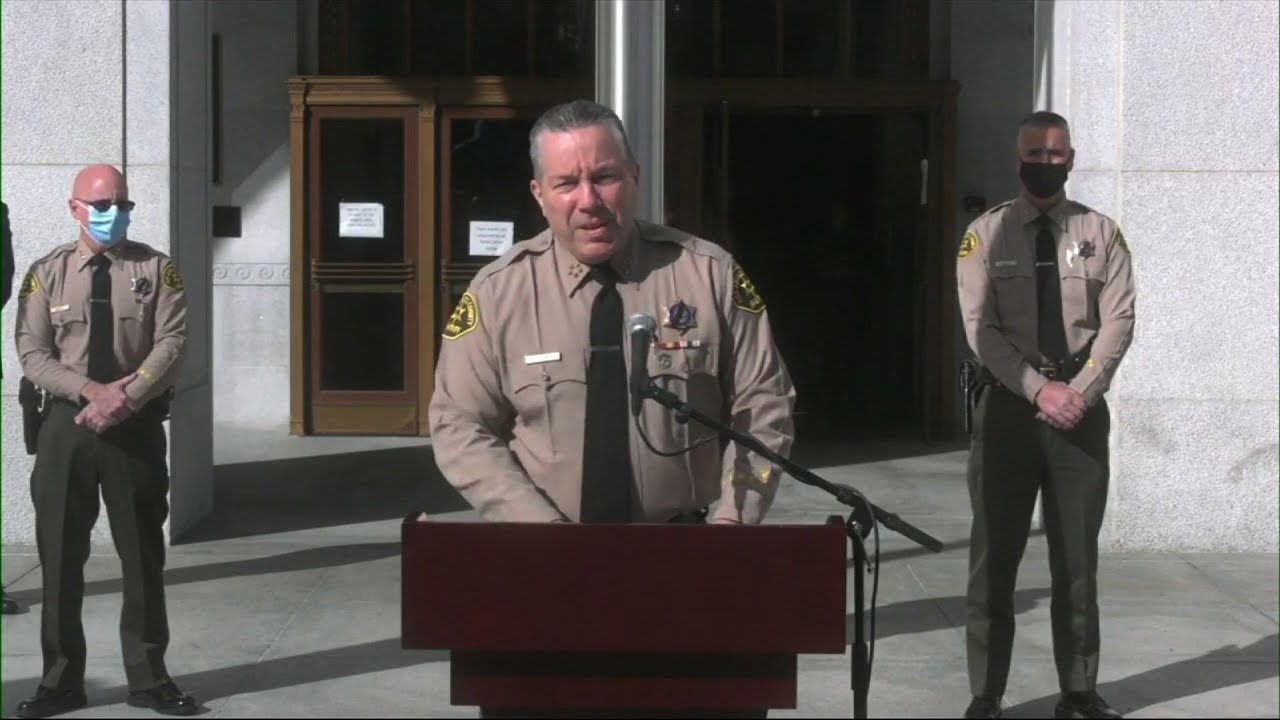Los Angeles deputies break up party, arrest 158