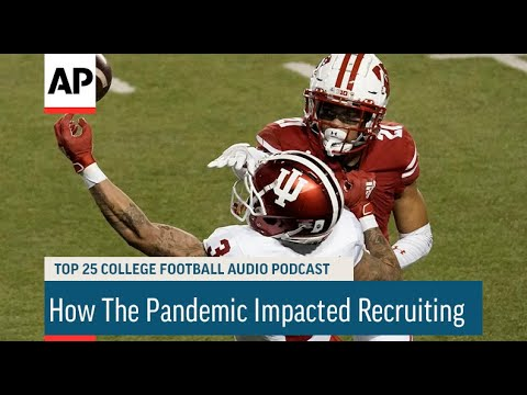 How The Pandemic Impacted Recruiting | AP Top 25 Podcast