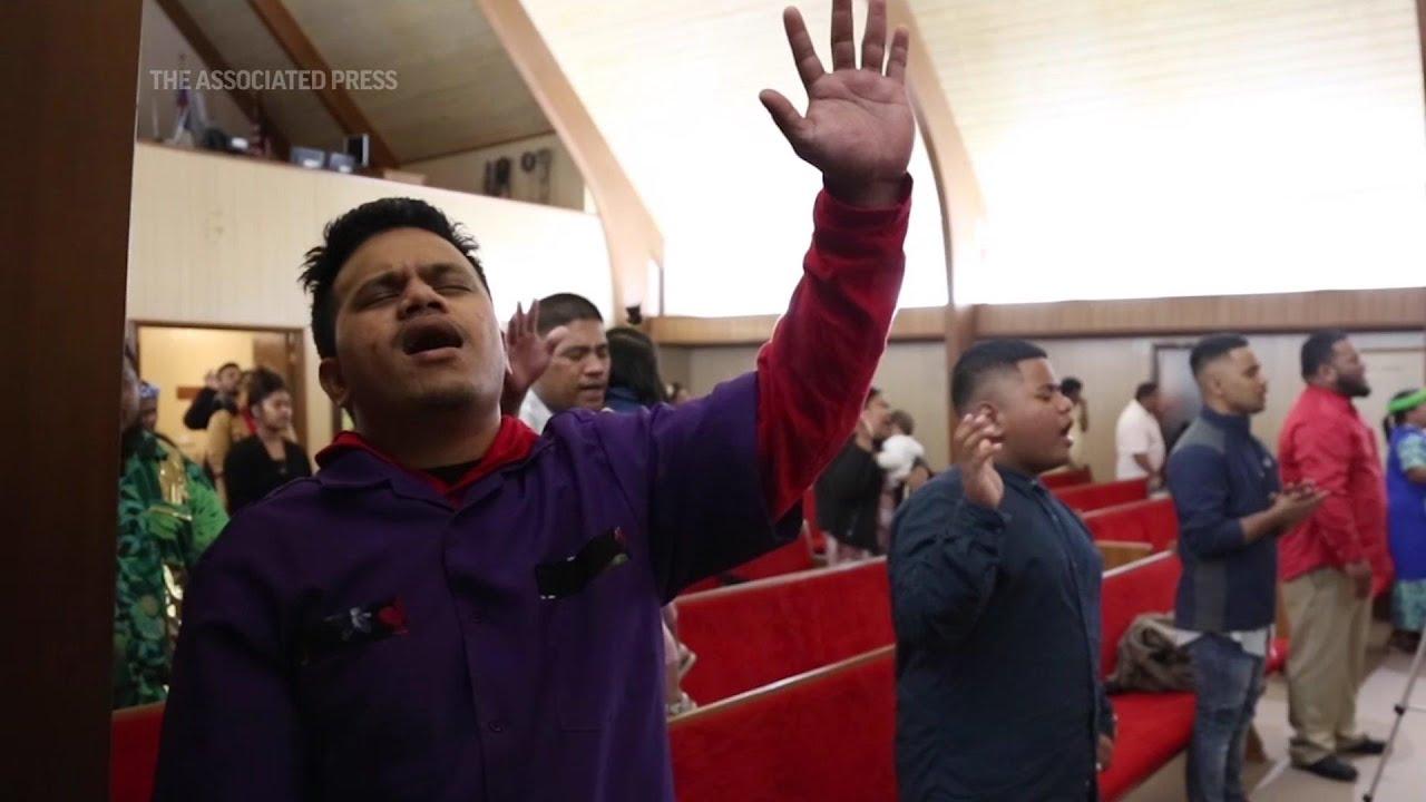 Church finds faith revival amid pandemic