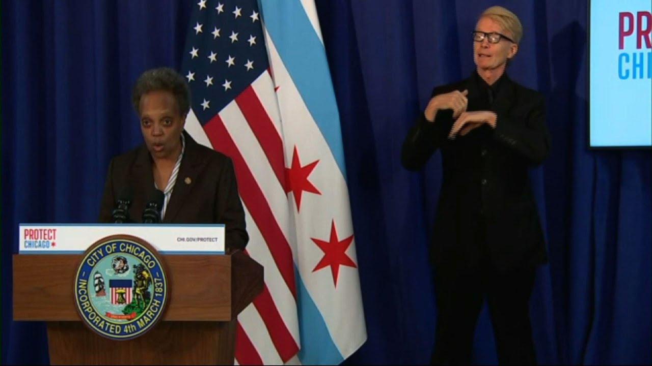 Mayor: Vaccine 'months away' for most Chicagoans