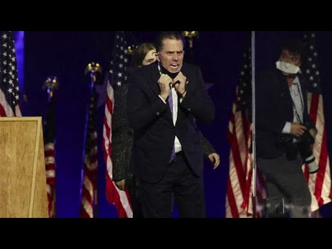 Hunter Biden says feds investigating his taxes