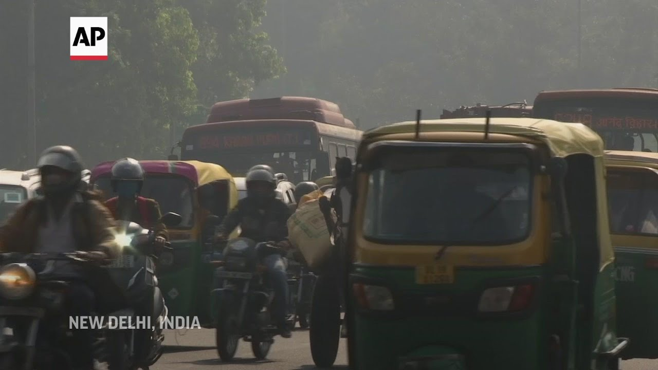 India's health emergencies: Pandemic, polluted air