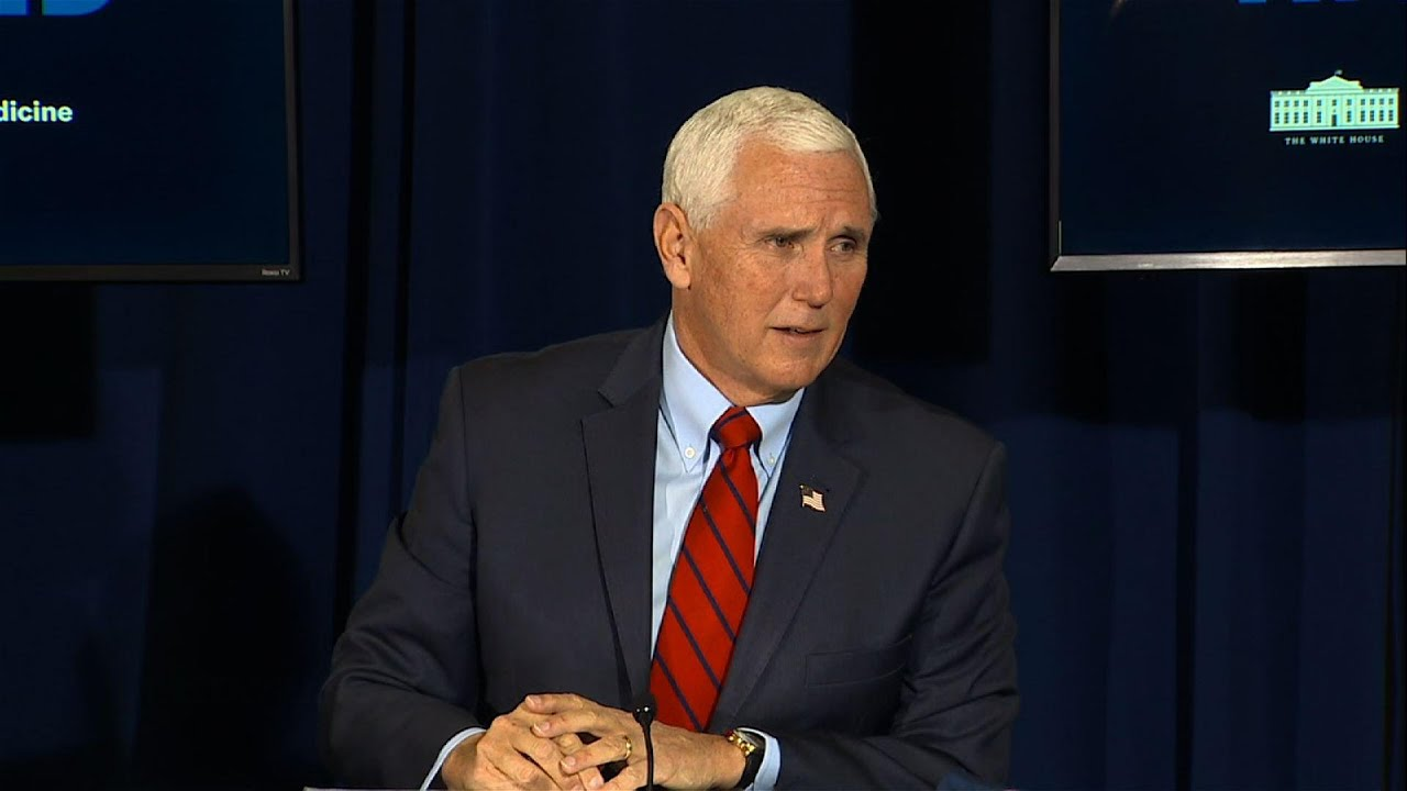 Pence: COVID vaccine 'a medical miracle'