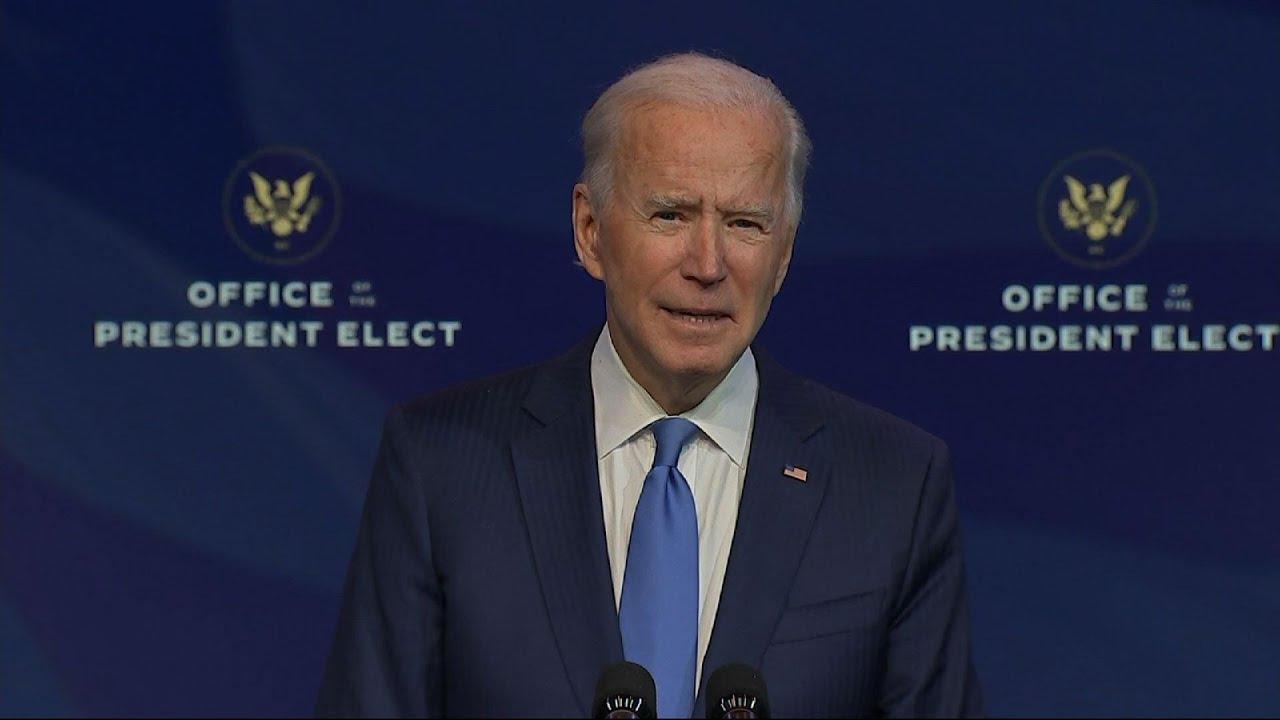 Biden unveils top picks with deep Obama ties
