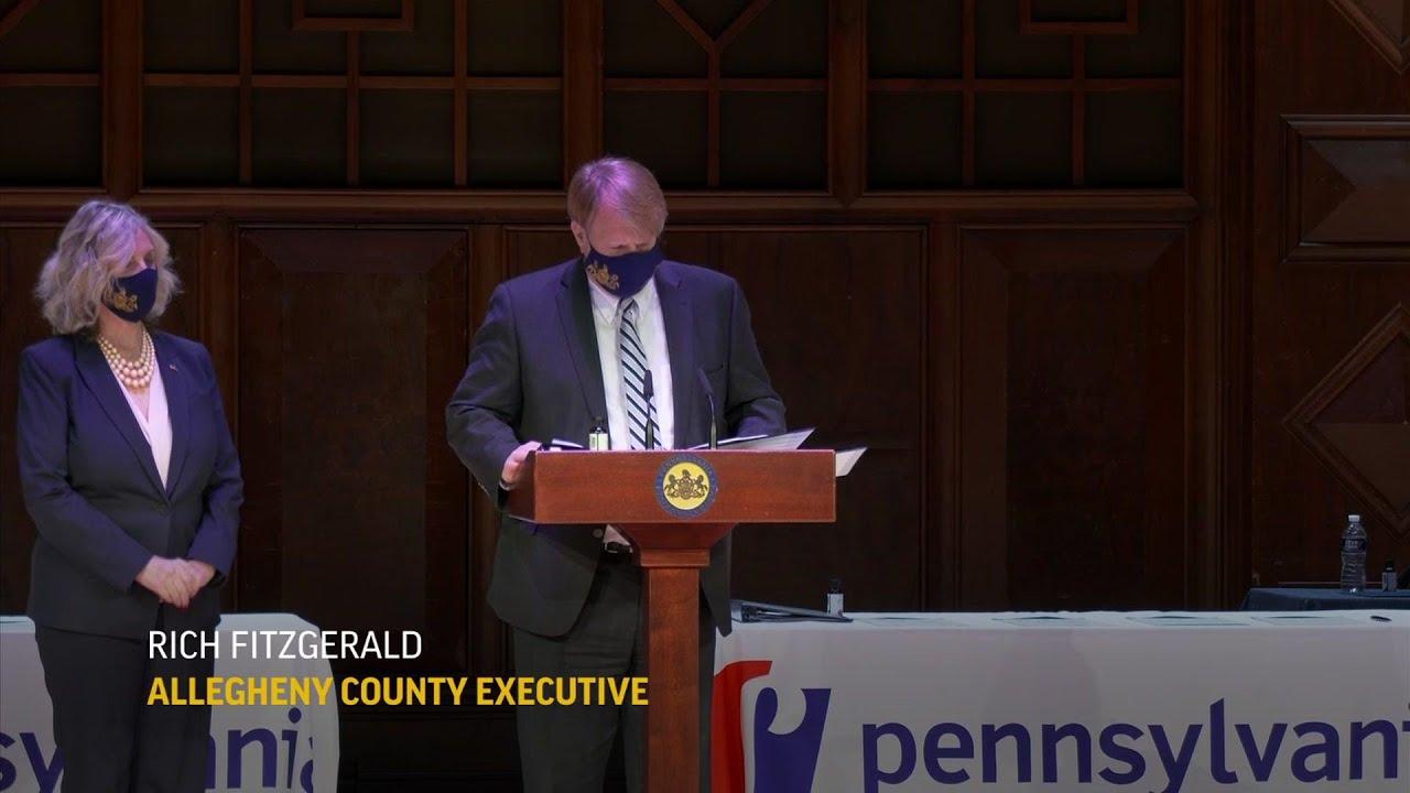 Pennsylvania casts 20 electoral votes for Joe Biden