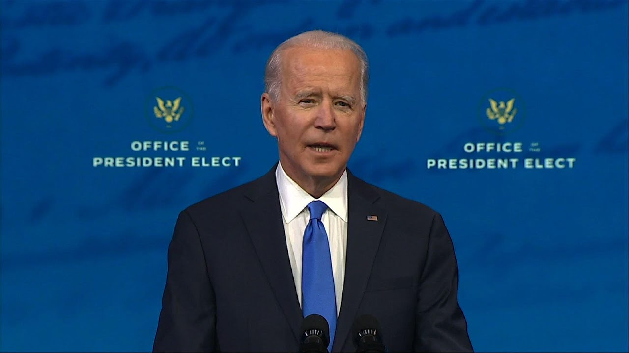 Biden: US democracy 'resilient, true and strong'