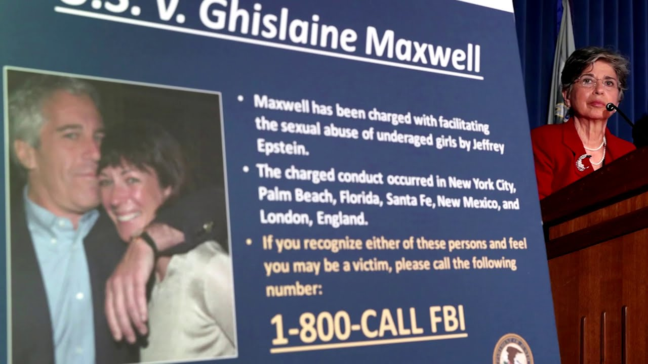 Ghislaine Maxwell proposes $28.5 million bail package