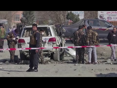 Kabul's deputy governor killed in a blast in Afghanistan - official
