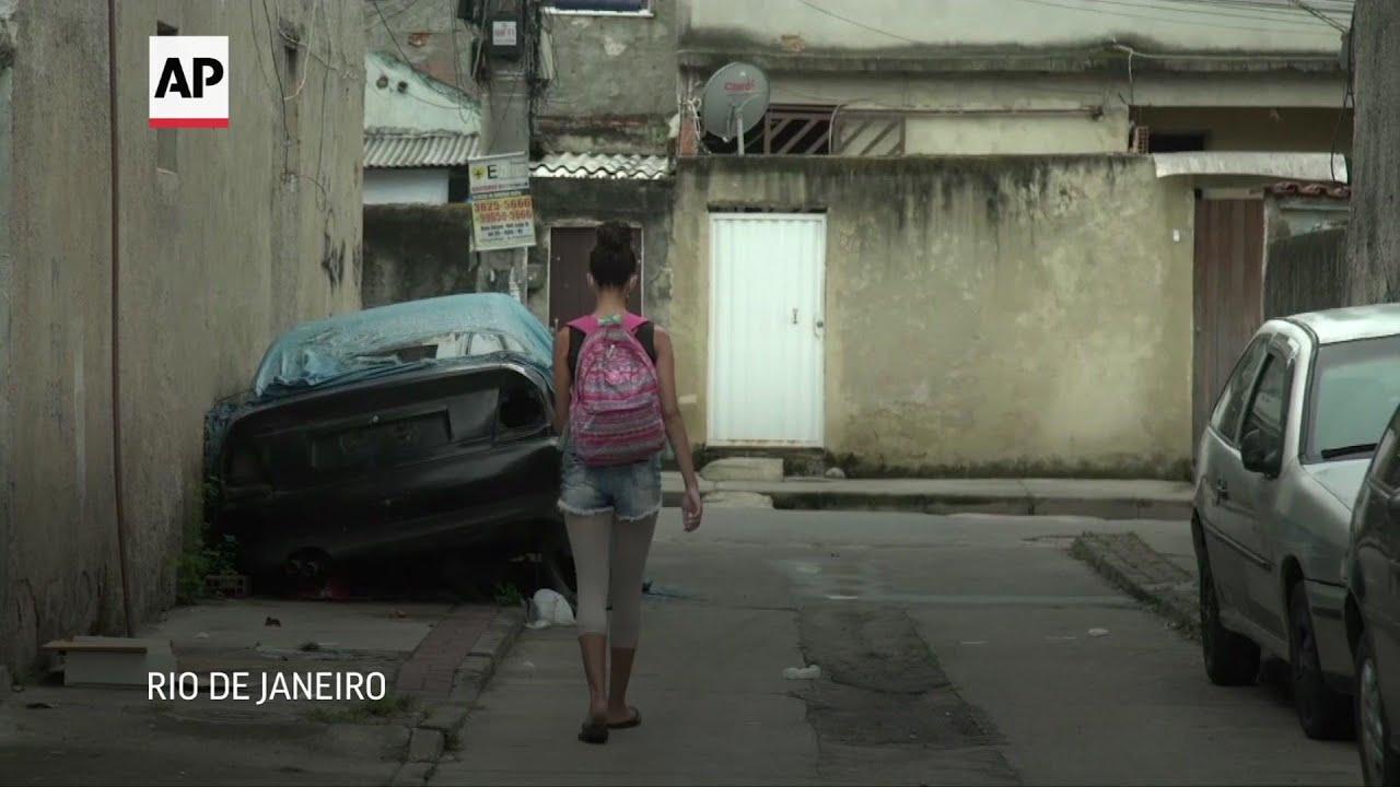 Jovenes escapan de la violencia por medio de la danza en Brasil
