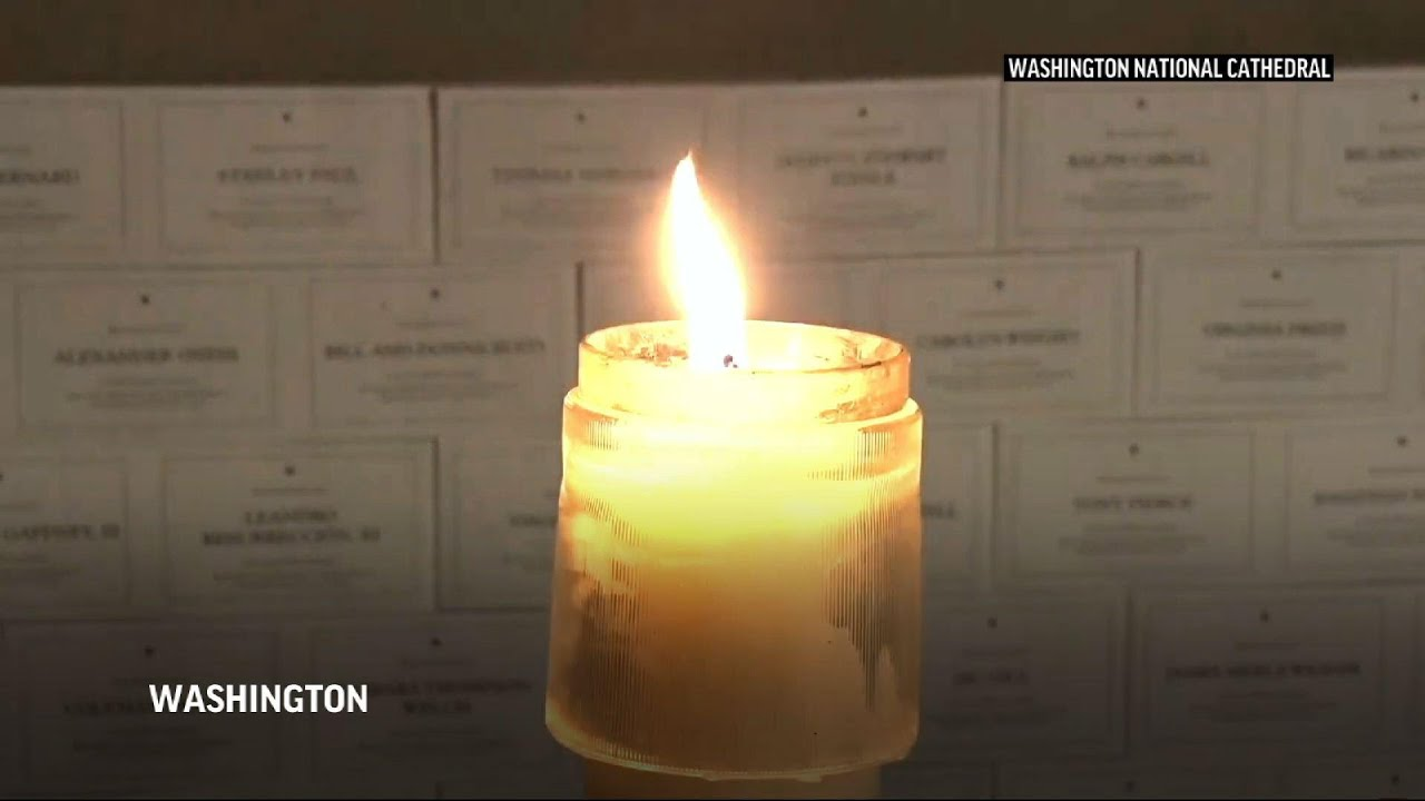 300K COVID victims mourned with DC bell toll