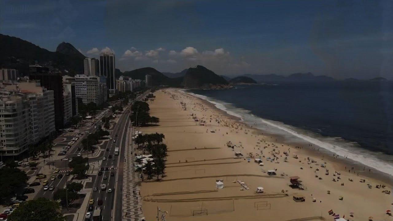 Brazil father mourns son as coronavirus toll rises