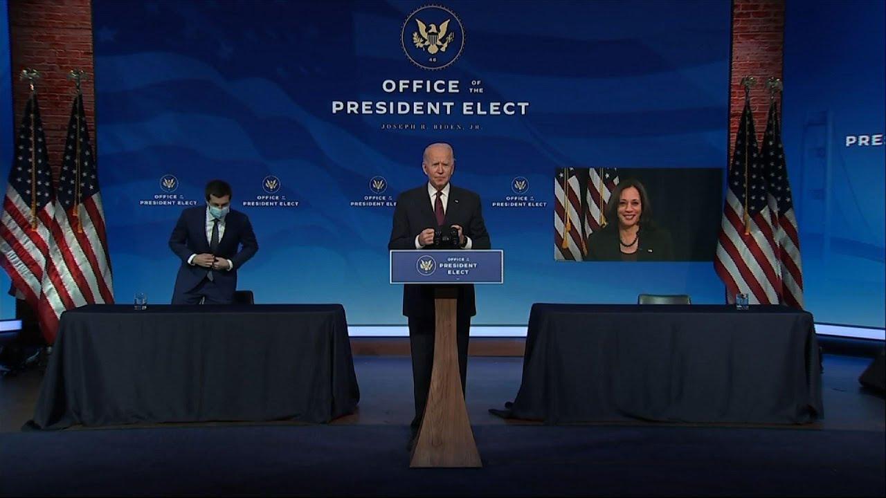 "Biden boasts Cabinet picks as ""representative"""