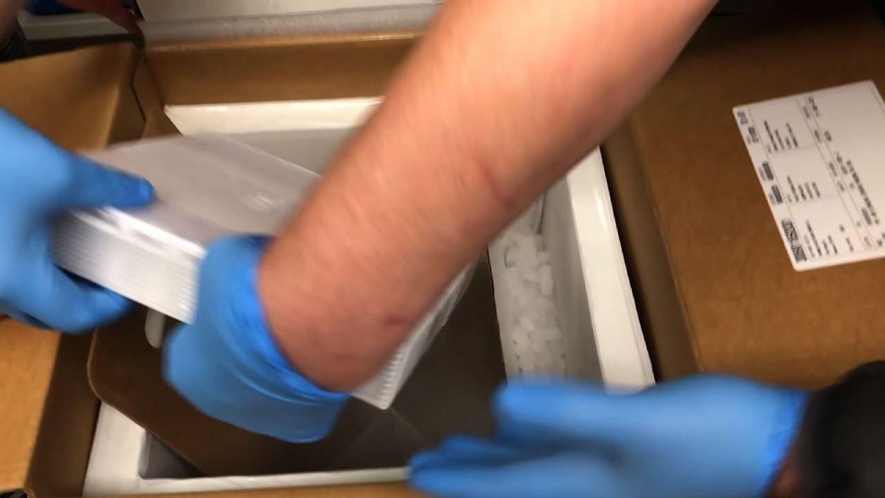 Alaska woman has allergic reaction to COVID vaccine