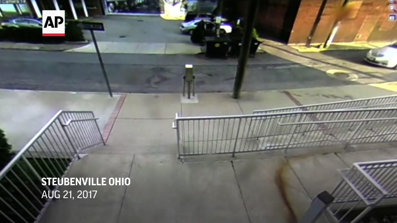 Security Video of Ohio judge being shot released