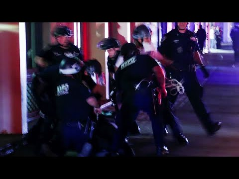 NYPD used excessive force during protests: report