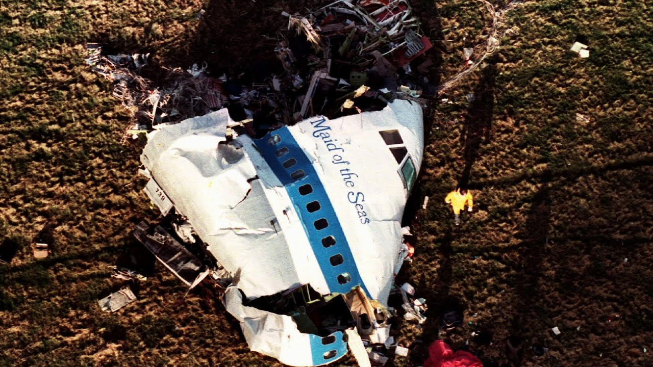 US charges alleged Pan Am 103 bombmaker