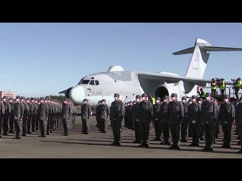 Japan sets record $52 billion military budget
