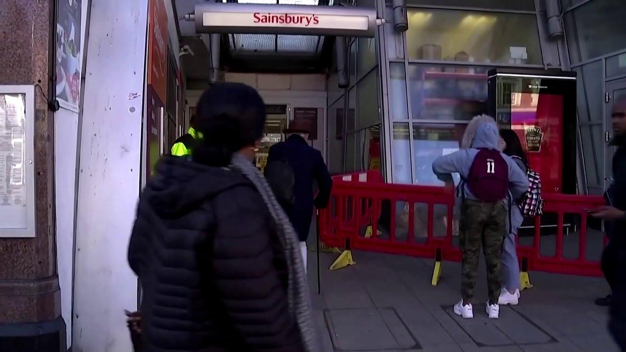 UK supermarket warns of looming gaps on shelves