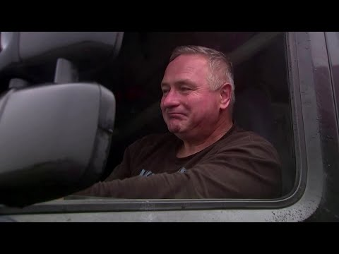 Stranded trucker wants to go home for Christmas