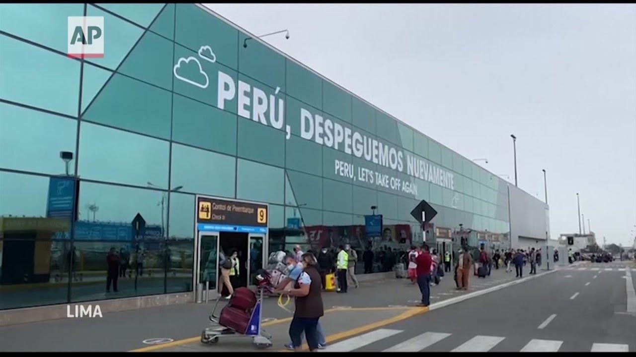 Varios paises de Latino America suspenden vuelos con Reino Unido