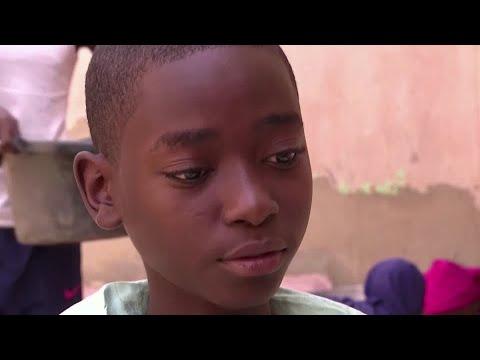 Nigerian schoolboy describes kidnap ordeal