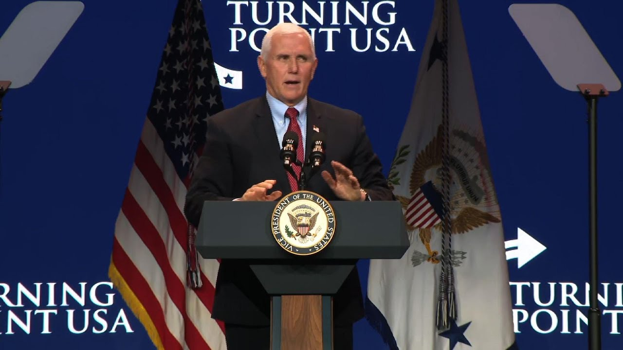 VP Pence says they plan to keep fighting election