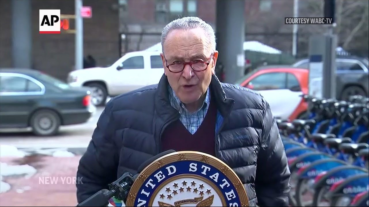 Schumer: Bill provides free vaccines for all