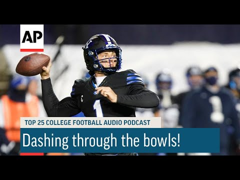 Dashing through the bowls! | AP Top 25 Podcast