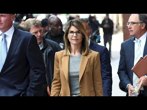 Lori Loughlin released from prison