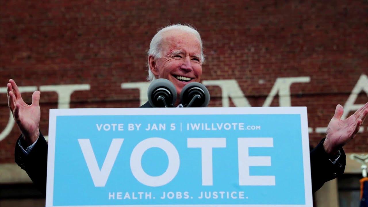 Biden, Trump to campaign in Georgia runoff elections