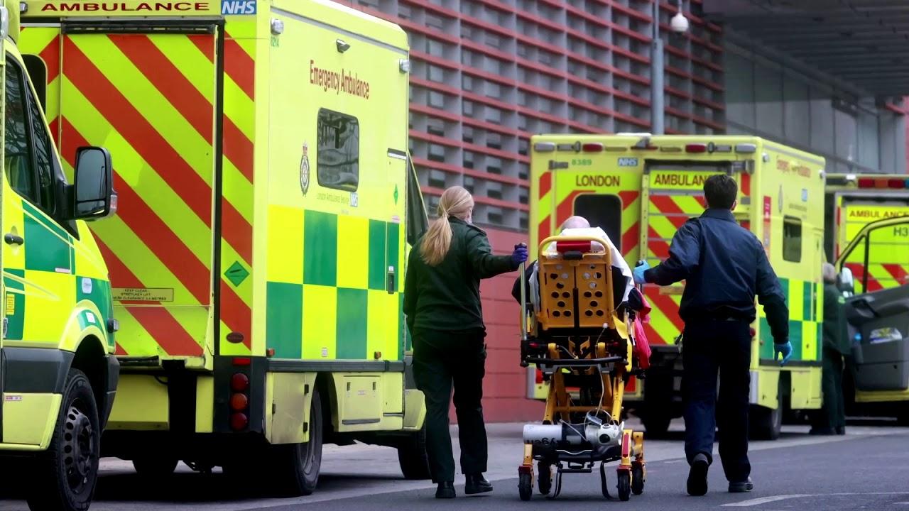 UK reactivates emergency COVID-19 hospitals