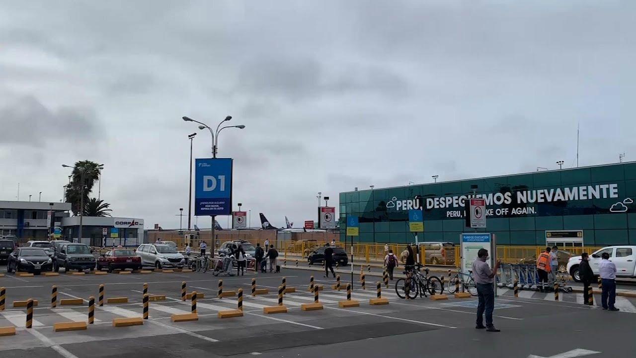 Perú impone cuarentena a viajeros que entren al país