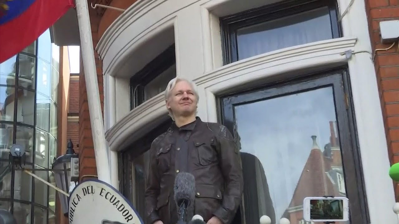 WikiLeaks' Assange awaits US extradition ruling