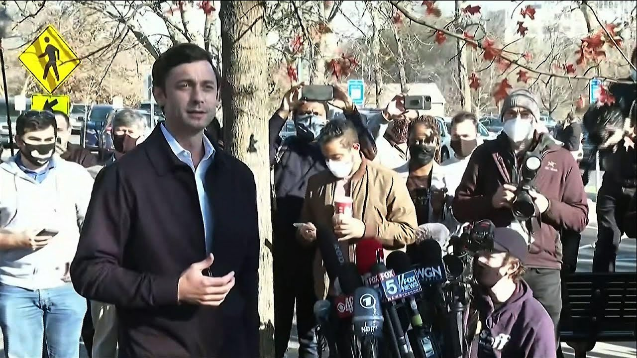 Ossoff: All Georgians should be part of history
