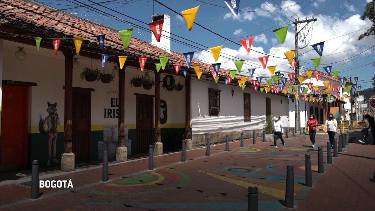 Imponen confinamiento en Bogotá de nuevo por aumento de casos de coronavirus