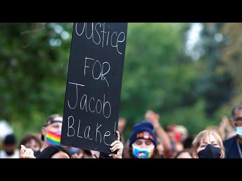 Prosecutors clear white officer in Jacob Blake shooting