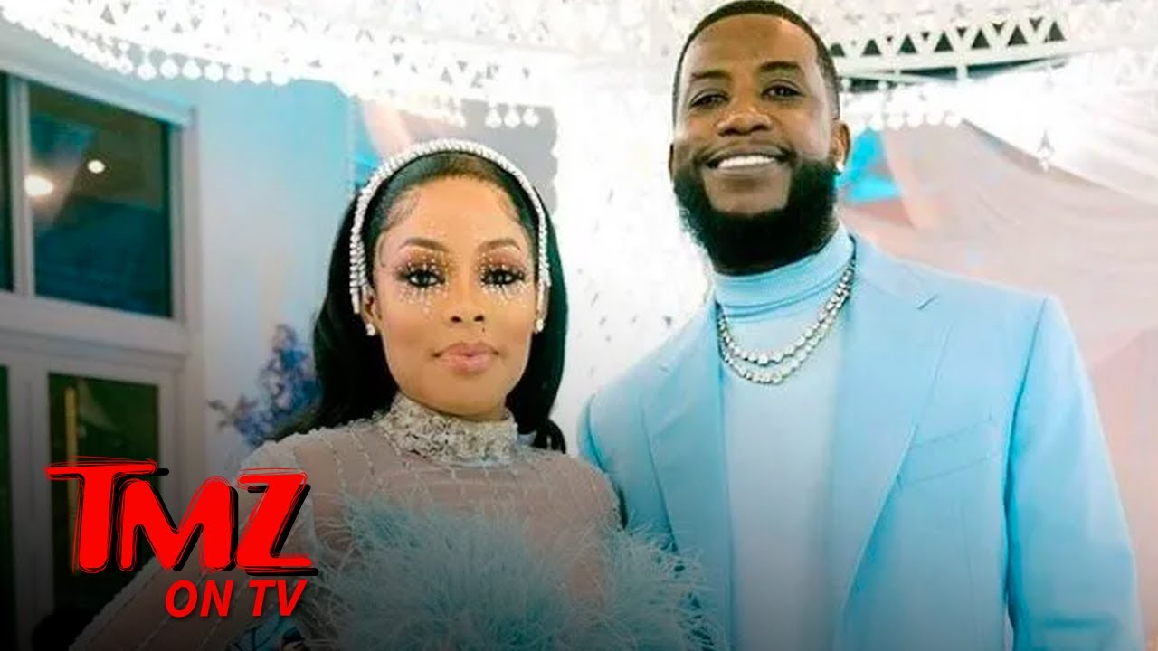 Gucci Mane Gives Wife $1 Million As A Push Present | TMZ TV