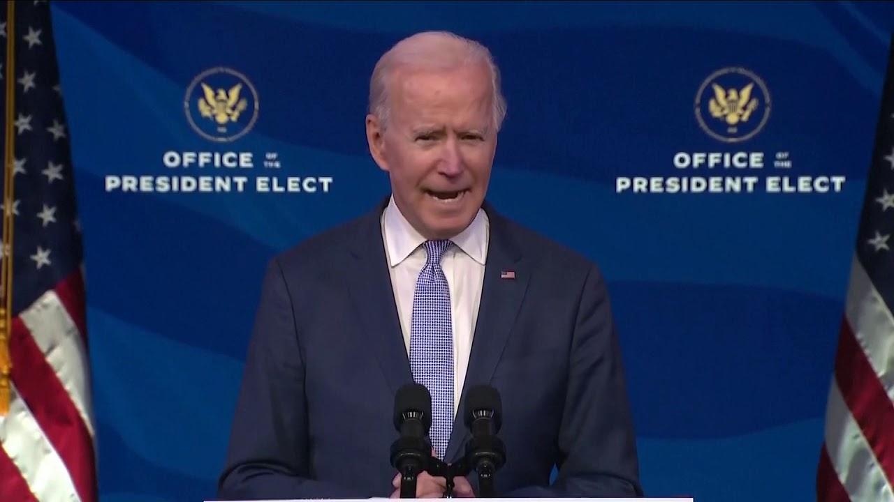 Biden slams 'assault' on U.S. Capitol