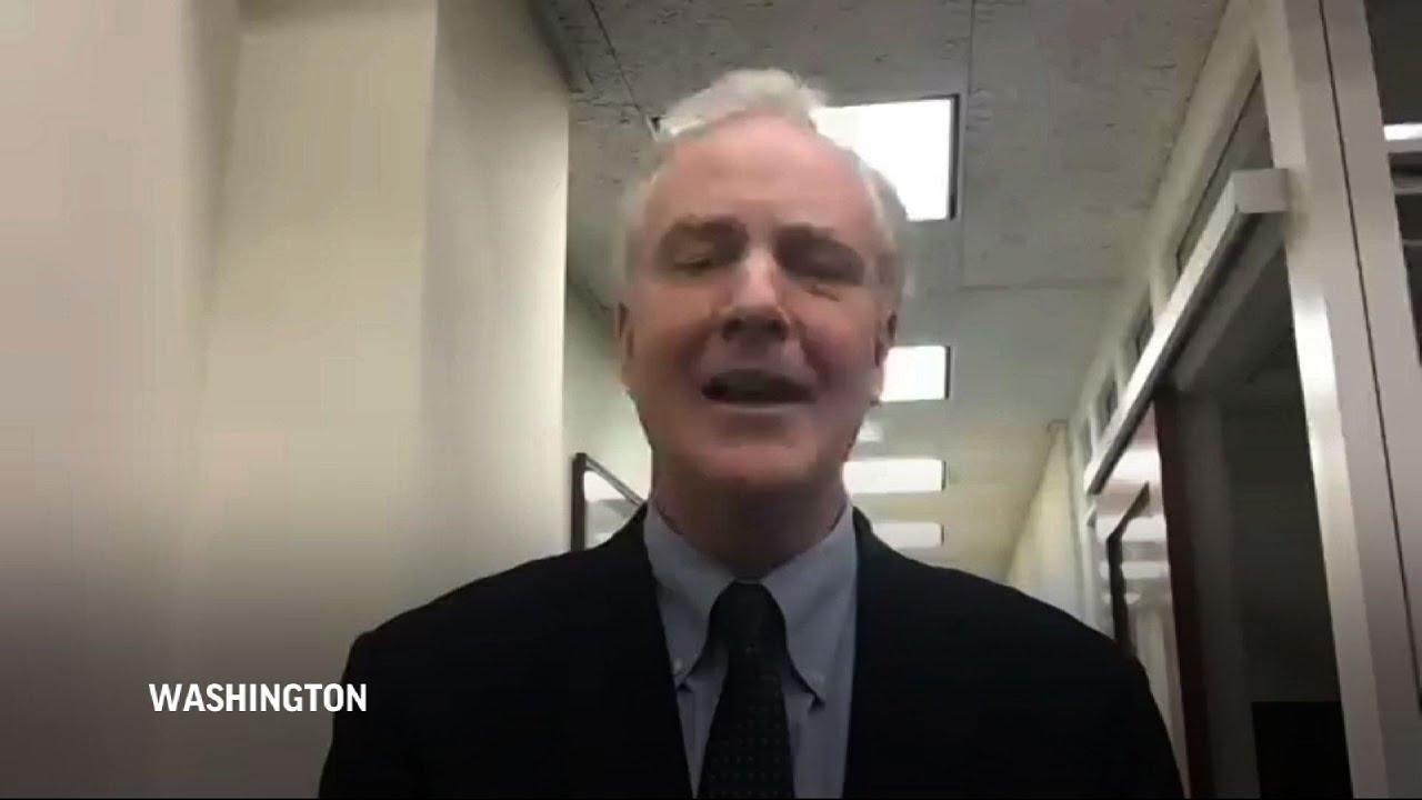 Senate Dem slams Trump for unrest at Capitol