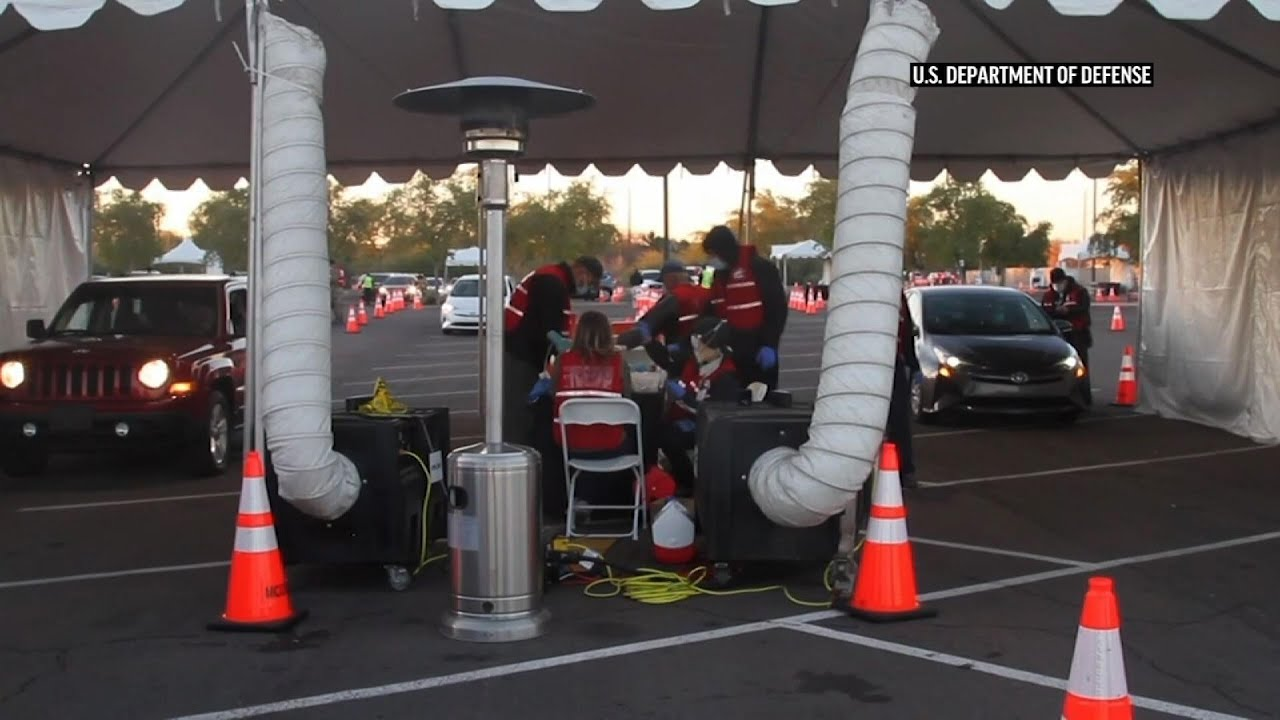 Arizona battles virus surge as death count rises