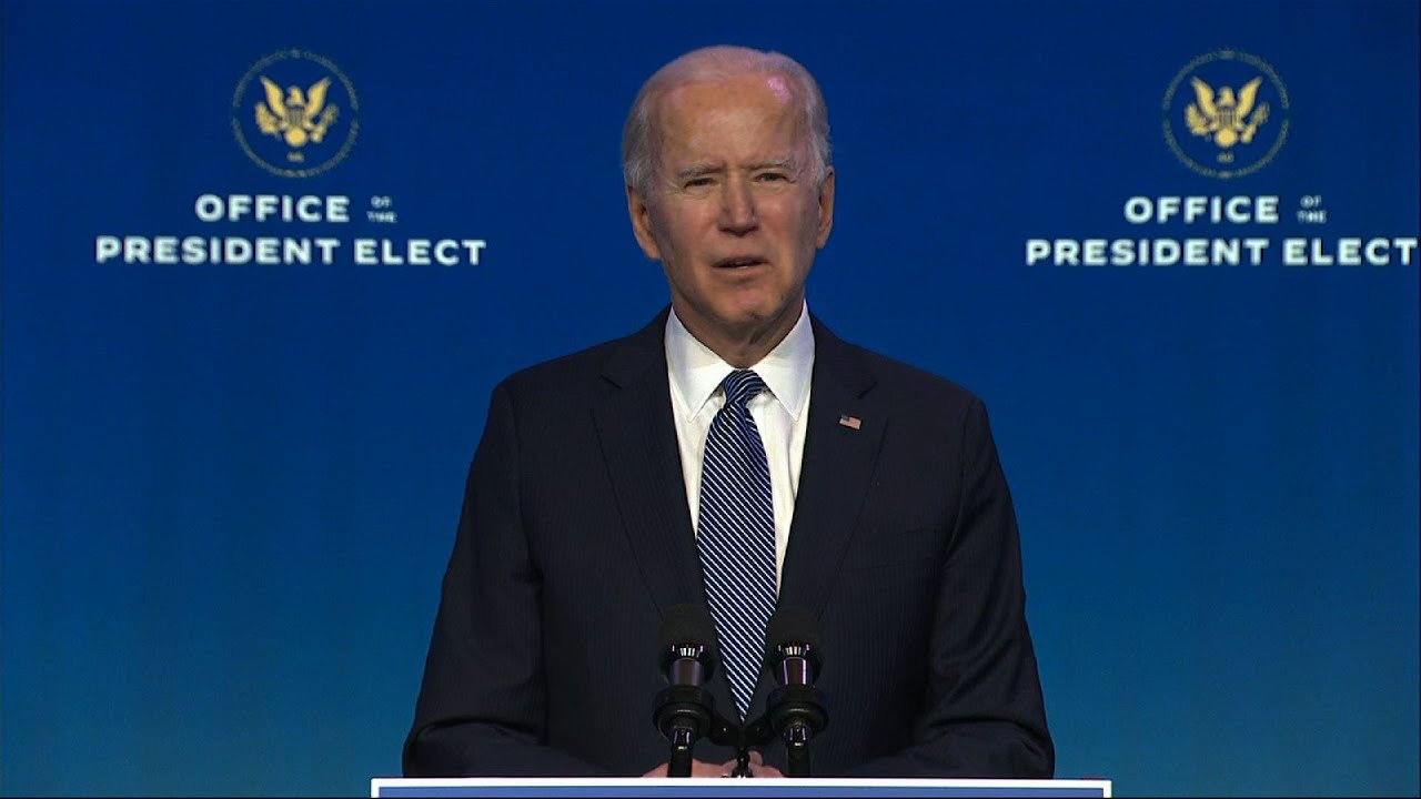 Biden, Harris: Riot revealed 2 systems of justice