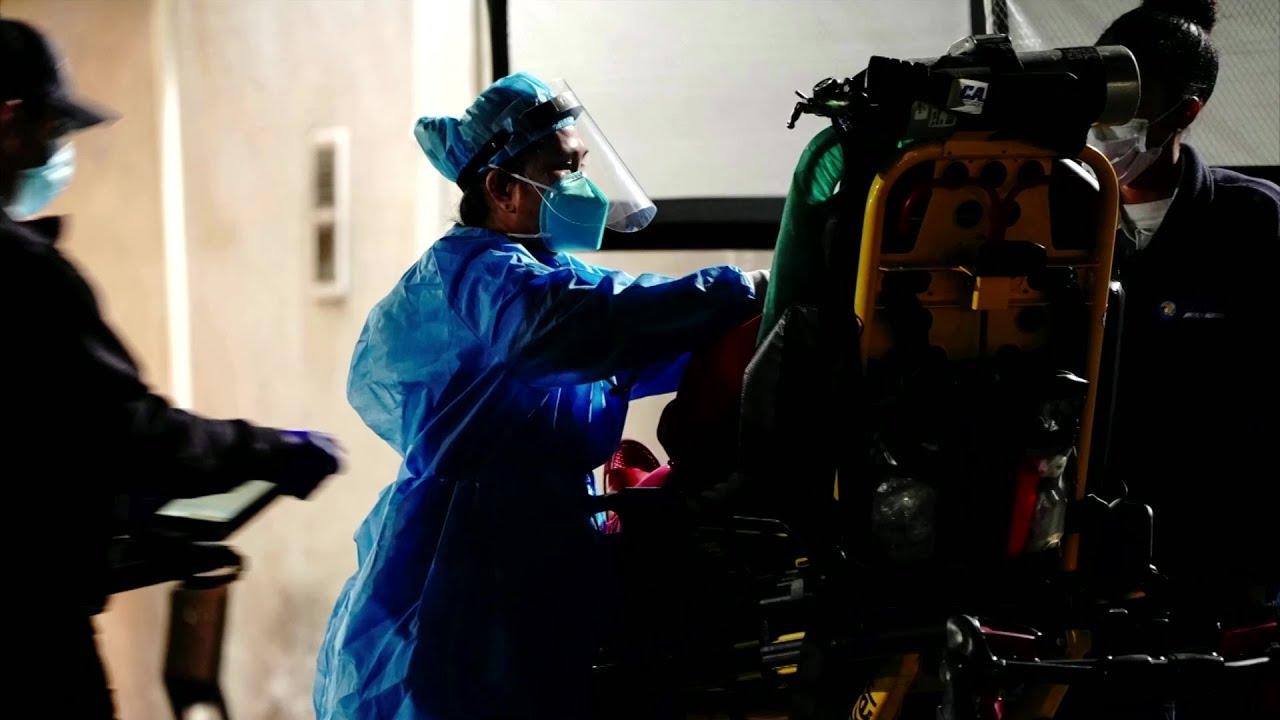 U.S. endures pandemic's deadliest day