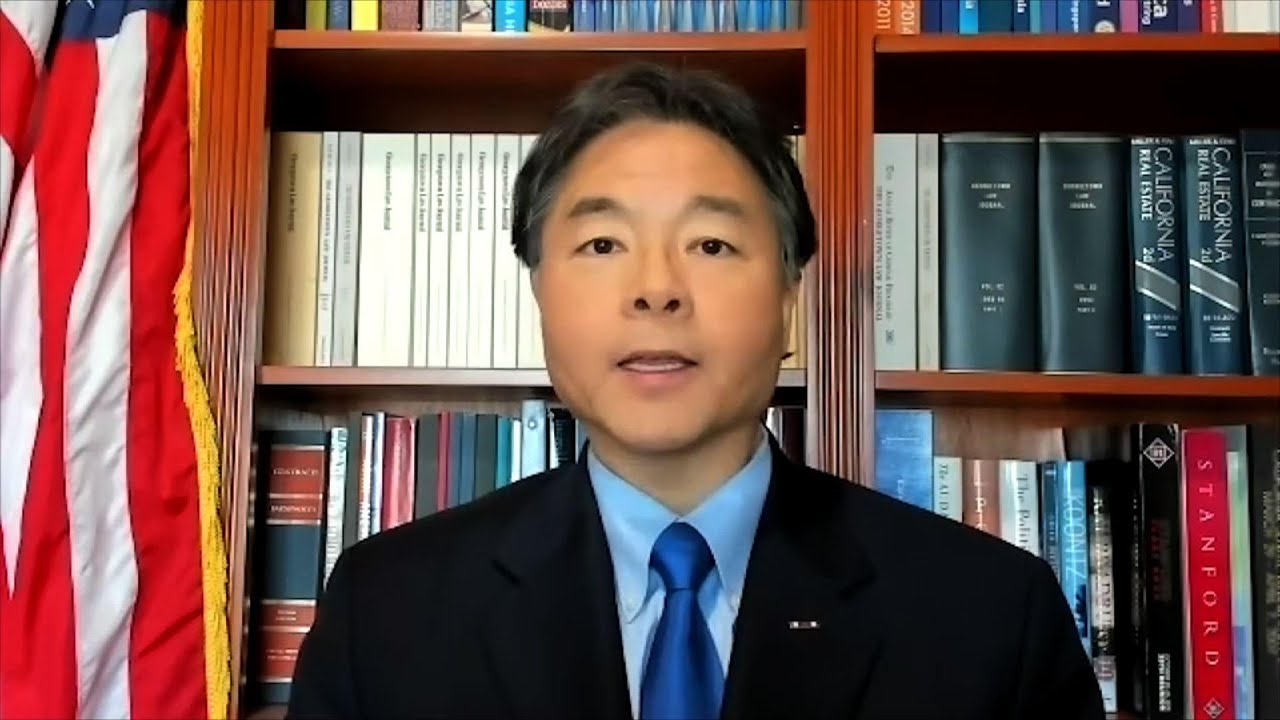 Rep. Lieu on Trump: Doing nothing 'not an option'